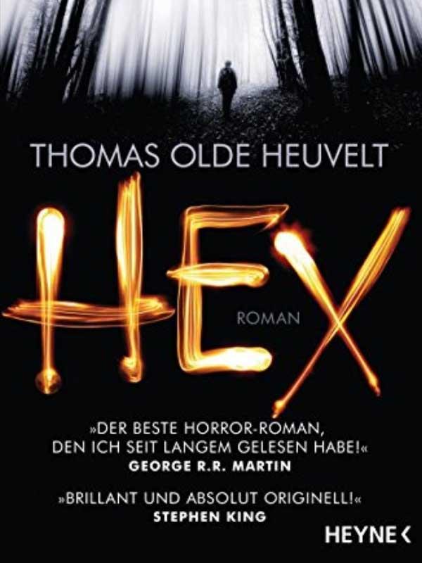 Recenzija roman Hex - Nenad Mitrović